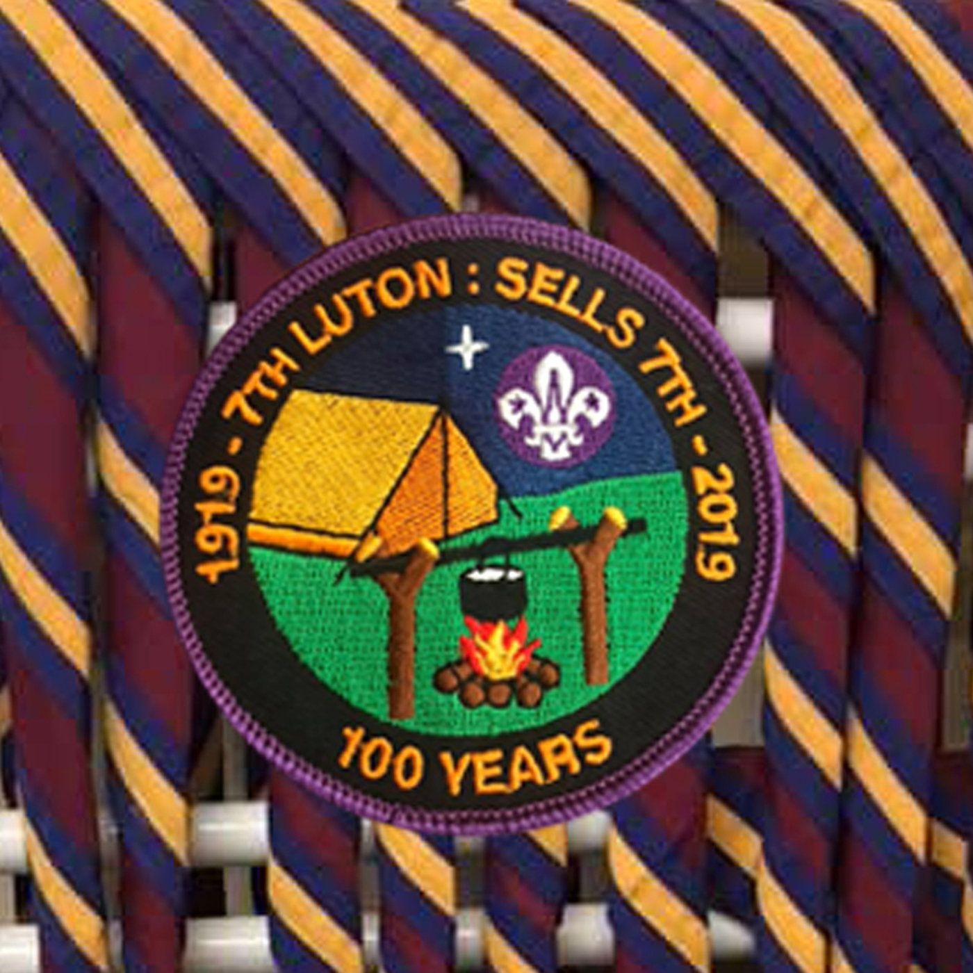 Sell 7th 100 Years of Scouting Celebration