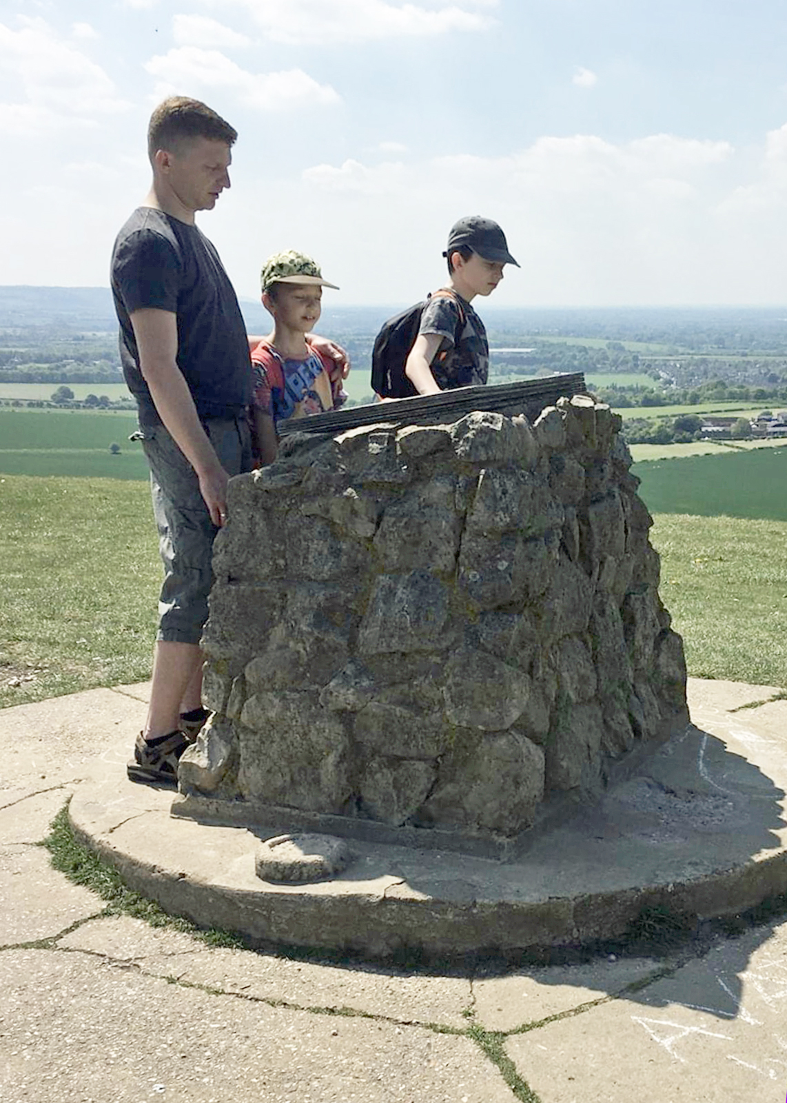 Luton Scouts turn Walk into Hike