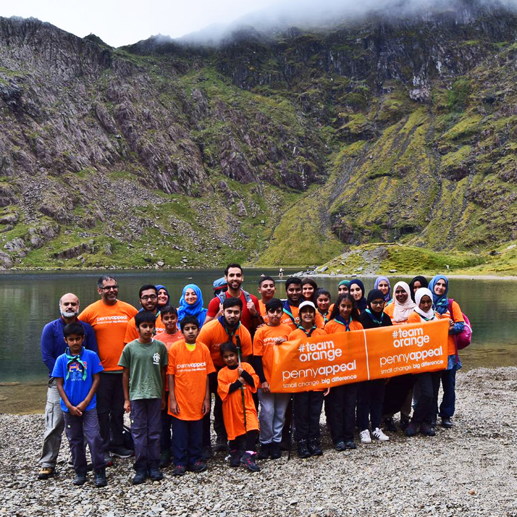 Beech Hill Scouts Luton – from Snowdon to Everest