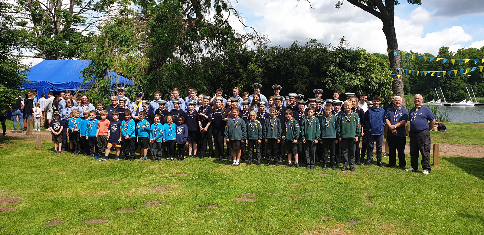 First Luton Sea Scouts 110th birthday
