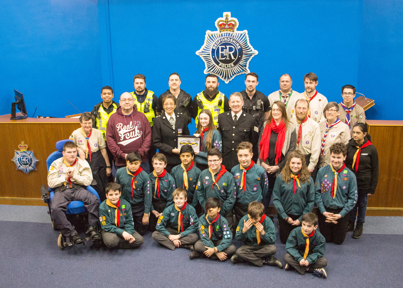 Bedfordshire Police Partnership
