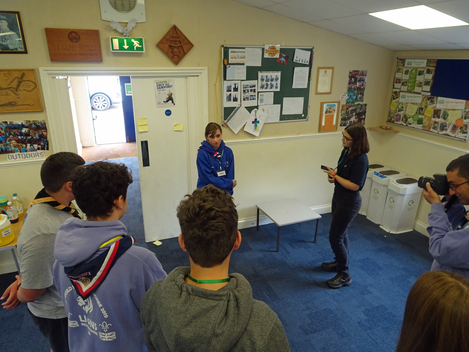 Luton Scout Young Persons Course 2019